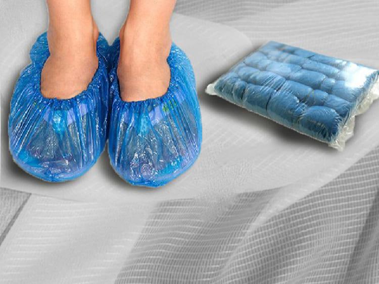 ФОТО: bujinfo.am Кроме перчаток и маски, наденьте на ноги бахилы или хотя бы обычные пакеты из полиэтилена.