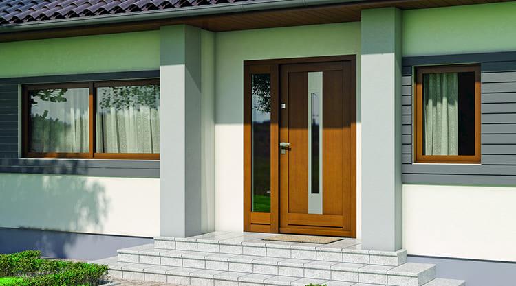 С другой стороны, строгий стиль и лаконичный дизайн универсальны. Они подходят практически к любому фасаду ФОТО: remontazh.com