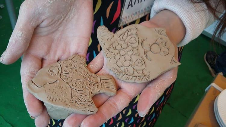 Полимерная глина идеально подходит для создания фигурок мультяшных героев