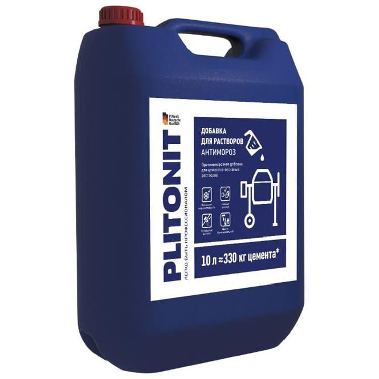 ФОТО: www.static.orgtorg.org Plitonit Антимороз – повысить морозостойкость бетона несложно.