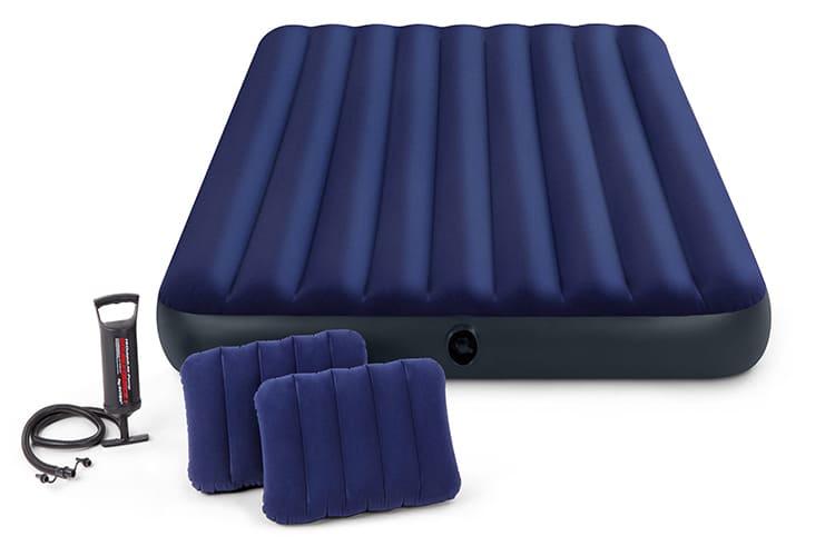 Подушки тоже могут быть надувными ФОТО: www.multistore.pl