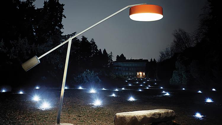 Светильники зажгутся, когда стемнеет ФОТО: toulhouse.fr
