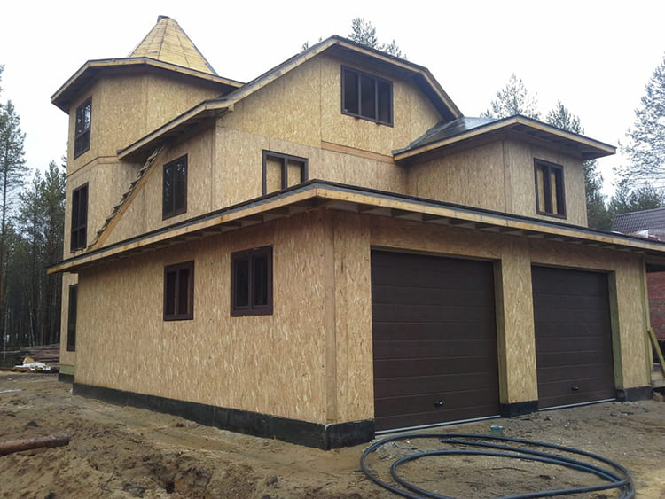 Строительство домов из SIP (СИП) панелей - интервью с директором завода
