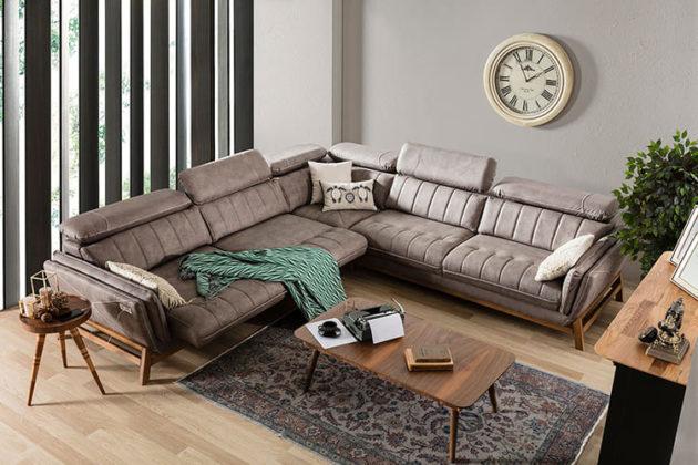 ФОТО: berrakmobilya.com Элегантная и немаркая мебель становится лучшим решением для большинства интерьеров.