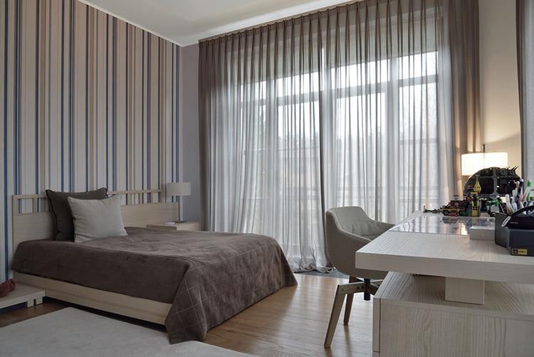 И самое главное – следите за идеальным порядком в комнате. Любой бардак делает помещение тесным и неуютным. Не загромождайте помещение мебелью и декором ФОТО: paradis.by