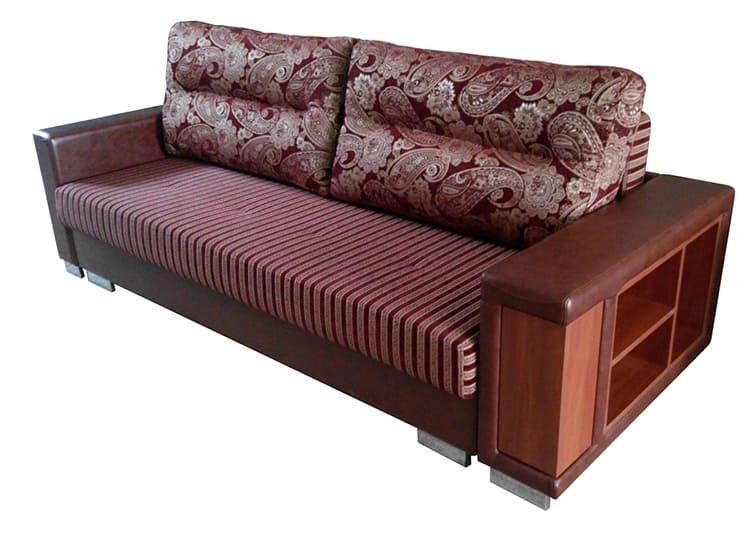 ФОТО: festmebel.by Когда диван сложен, он может иметь небольшие размеры.