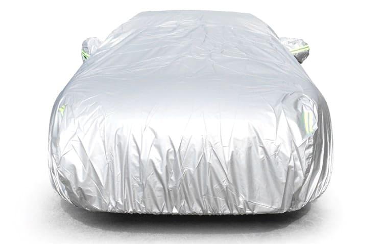 Такое серебряное «чудо» освободит вас от необходимости парковаться под навесами