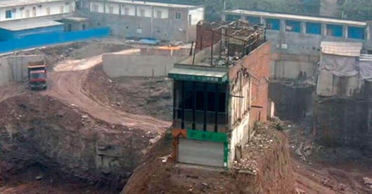 Семьи Ву Пину и Ян Ку владели квартирами на первом и втором этажах