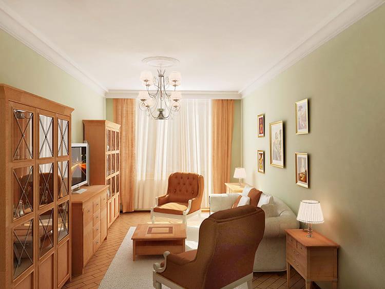 Мебель должна соответствовать общей стилистике интерьера ФОТО: svoimy-rukami.ru