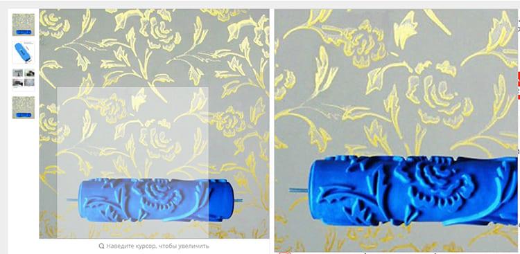 Витиеватая роспись навсегда изменит привычный облик ваших стен