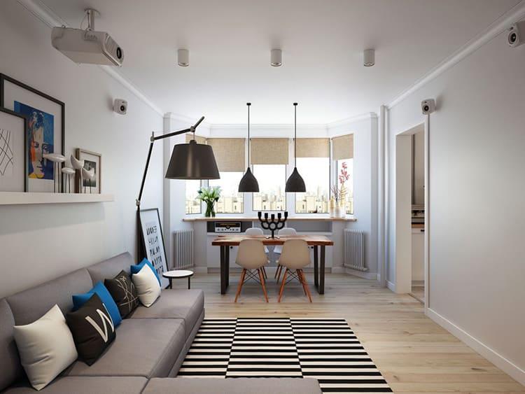 Помимо основного освещения, необходимо и вспомогательное ФОТО: gd-home.com