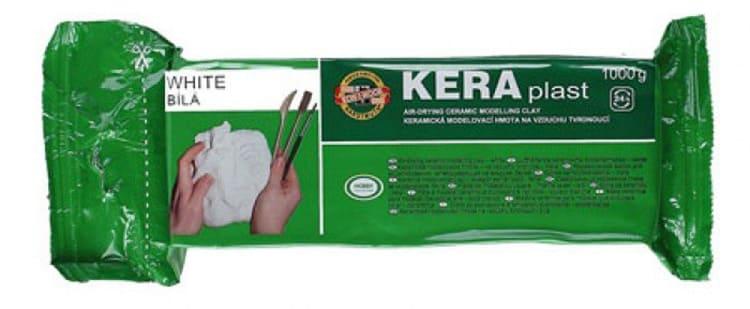 Все ингредиенты лучше брать в точной пропорции, как в рецепте, иначе глина будет приготовлена неправильно
