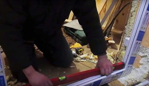 Входные пластиковые двери: неожиданное, но очень практичное решение