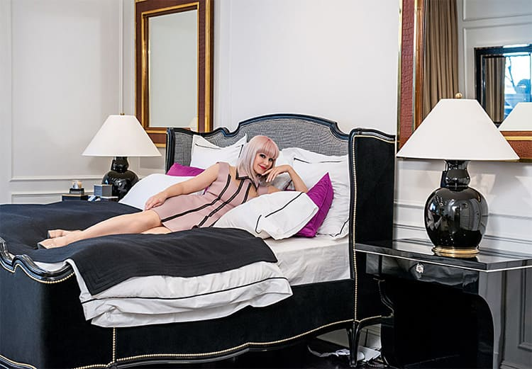 О боже, какая квартира: где живет певица Натали