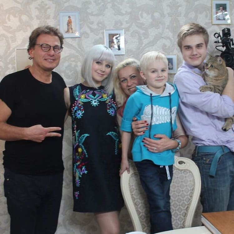 Семья Натали