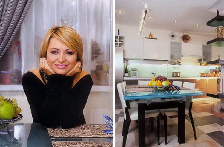 ФОТО: fashion-int.ru Белые фасады кухонного гарнитура визуально увеличивают пространство.
