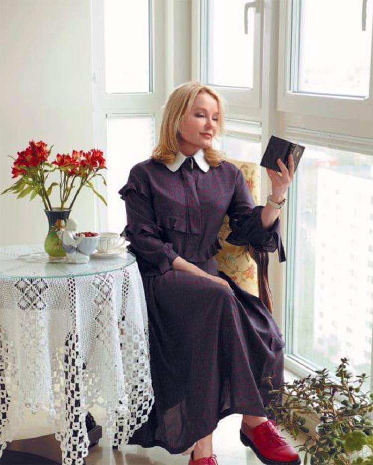 ФОТО: fashion-int.ru Это теперь любимое место для завтраков телеведущей