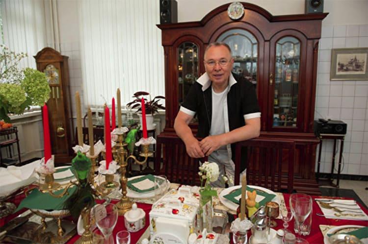 Дом-музей я сделал для себя: особняк Вячеслава Зайцева