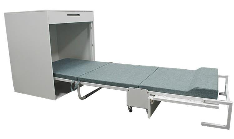 Такую кровать можно установить и дома, особенно, если у вас двое маленьких детей и ограниченное пространствоФОТО: ru.aliexpress.com