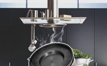 Неприятному запаху не место на кухне: зачем приобретать угольный фильтр для вытяжки