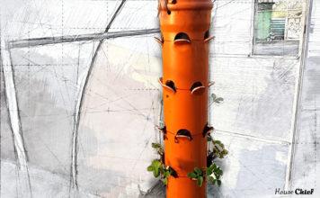 Женская мудрость в быту: как использовать канализационную трубу на огороде