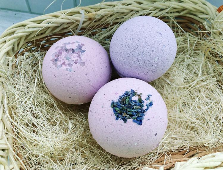 Молочная бомбочка для ванны сохнет 12 часов ФОТО: cs2.livemaster.ru