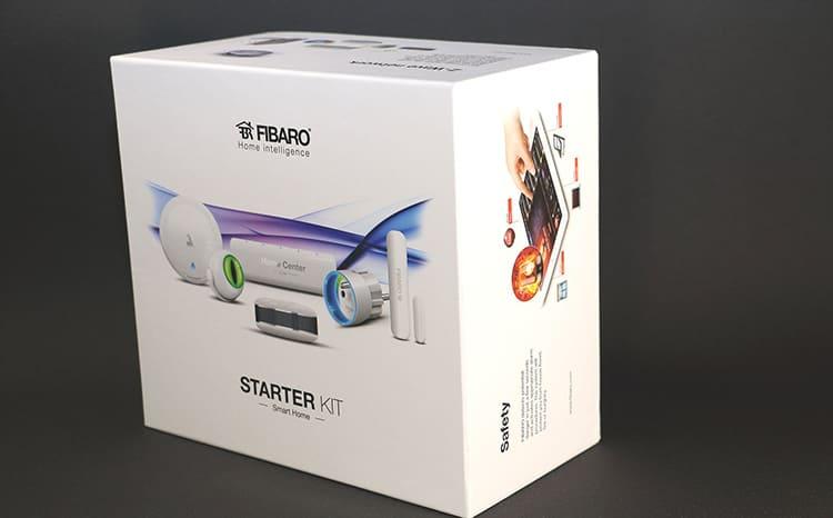 Комплект Fibaro Starter Kit ФОТО: prostobzor.com
