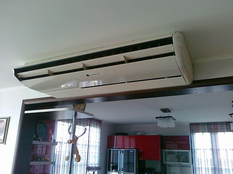 Внешне фанкойлы почти не отличаются от традиционных сплит-систем ФОТО: celsius24.ru