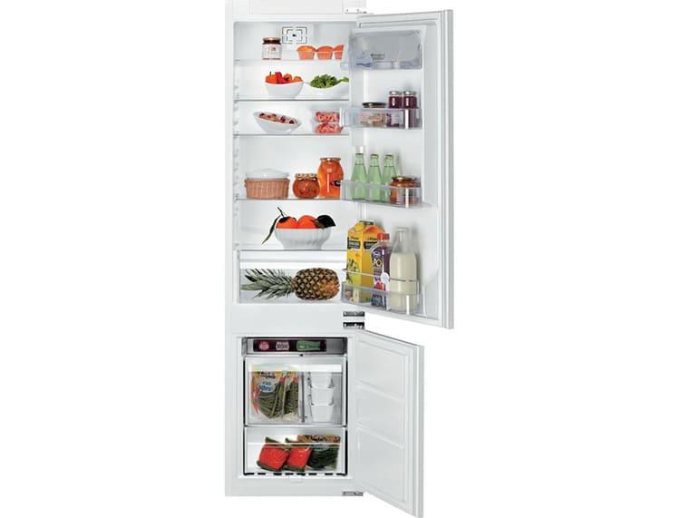 Hotpoint-Ariston B 20 A1 FV C – вместительный холодильник для семьиФОТО: img.aviarydecor.com