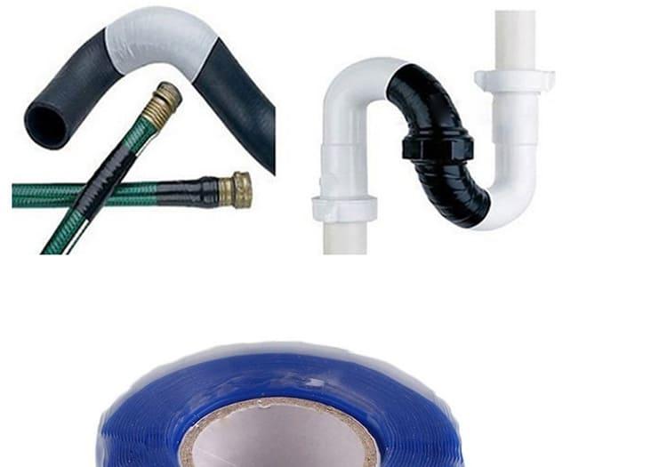 Стоимость ленты копеечная, однако эта простая вещичка поможет сохранить в целости ваше и чужое имущество, предотвратив потоп. ФОТО: ru.aliexpress.com