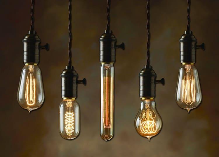 Лампы накаливания теряют свою актуальность ФОТО: newsone.ua