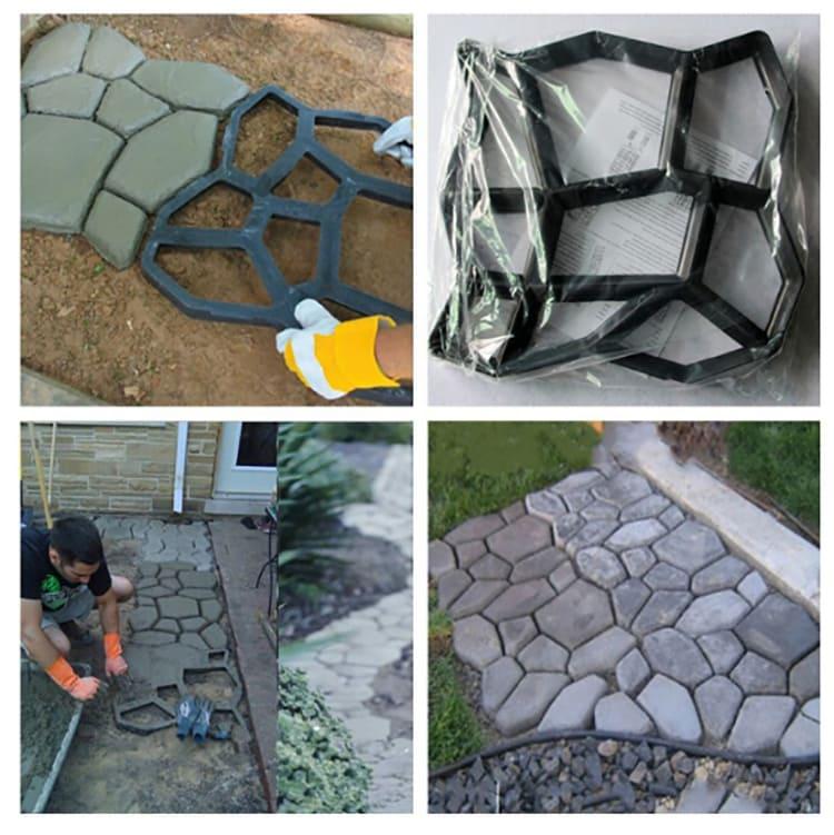 В дополнение можно использовать цветной песок, чтобы получились блоки разного цветаФОТО: ru.aliexpress.com