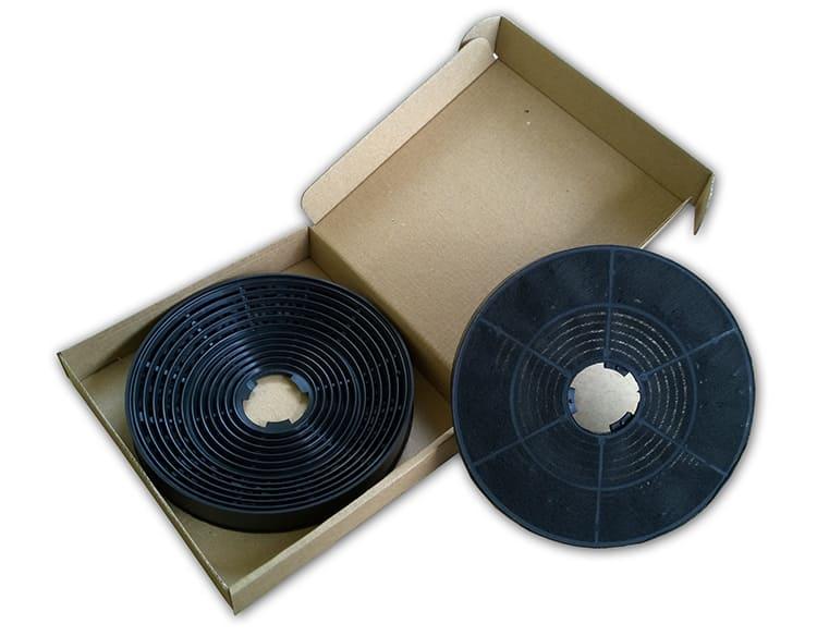Сорбционный материал находится внутри пластикового корпусаФОТО: 1.allegroimg.com