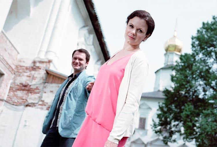 Переезд в Москву был связан с новыми карьерными возможностями для пары ФОТО: petrova-tikhonov.ru