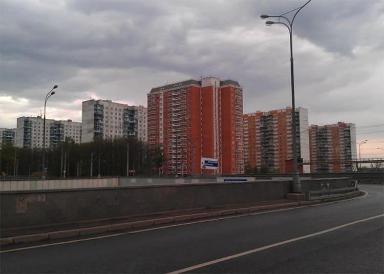 Квартира знаменитых фигуристов расположена в одной из многоэтажек Внуково ФОТО: wikimapia.org