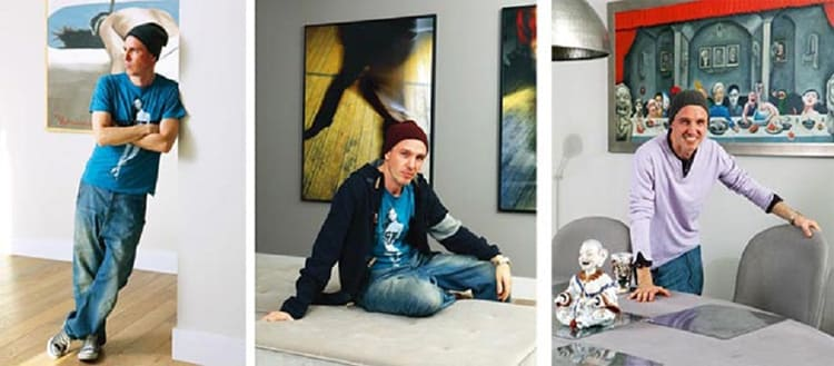 Игорь Верник выбирает все предметы и элементы декора только в соответствии с собственными ощущениямиФОТО: doma-zvezd.ru