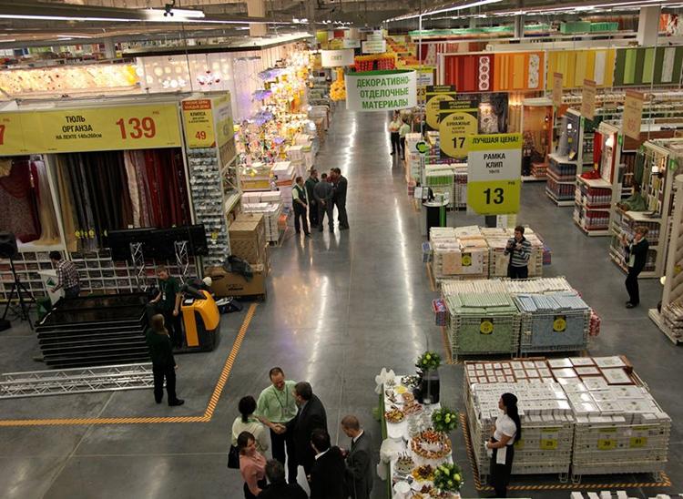 В магазине легко найти всё, что вам нужно. Если знать, что вы хотите найти ФОТО: tumentoday.ru