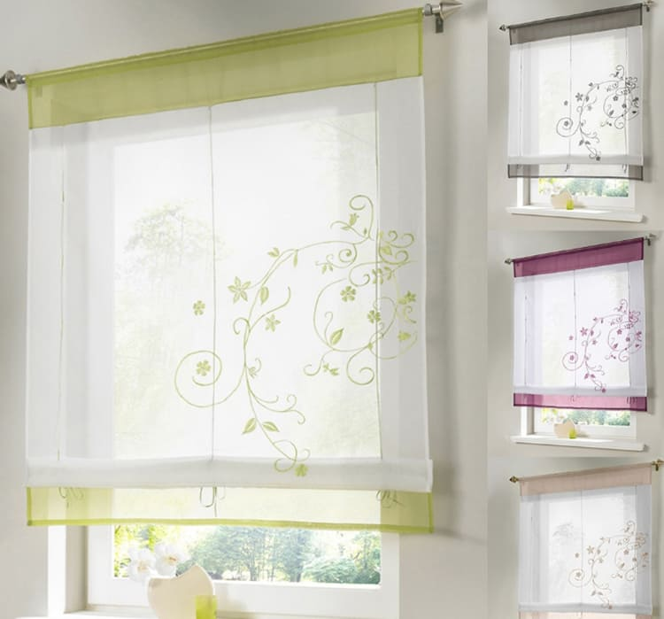 Широкая цветовая палитра позволит подобрать вариант для вашей комнаты или кухниФОТО: ru.aliexpress.com