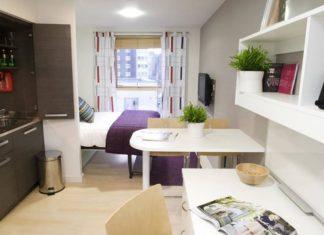 Планировка однокомнатной квартиры: как «однушку» сделать люксовой