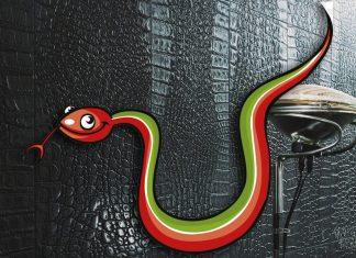 Он назвал меня змеёй и получил рептилоидную спальню