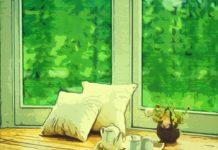 Необычные идеи от AliExpress для оформления окон и подоконника