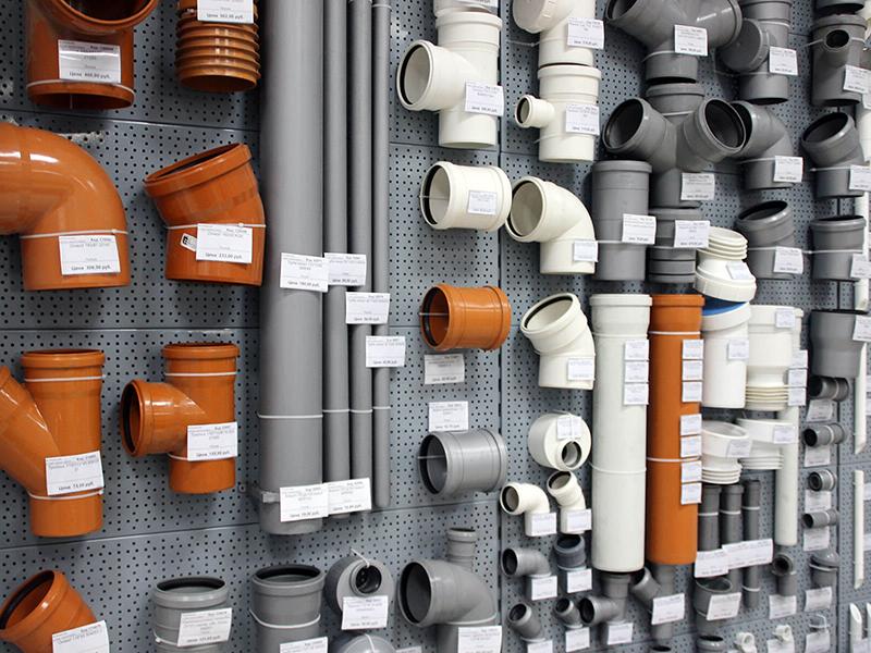 Диаметры канализационных пластиковых труб