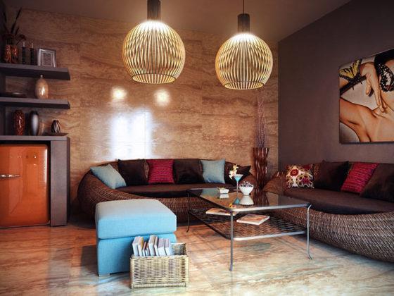 Осветительные приборы могут стать ярким акцентом в оформленииФОТО: 1.bp.blogspot.com