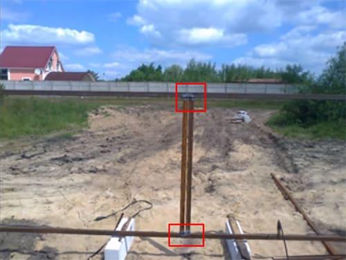 Как сделать крепкие ворота из профнастила своими руками