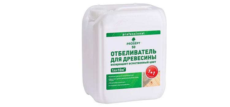 Просепт 50 – высокий уровень защитыФОТО: prosept-24.ru