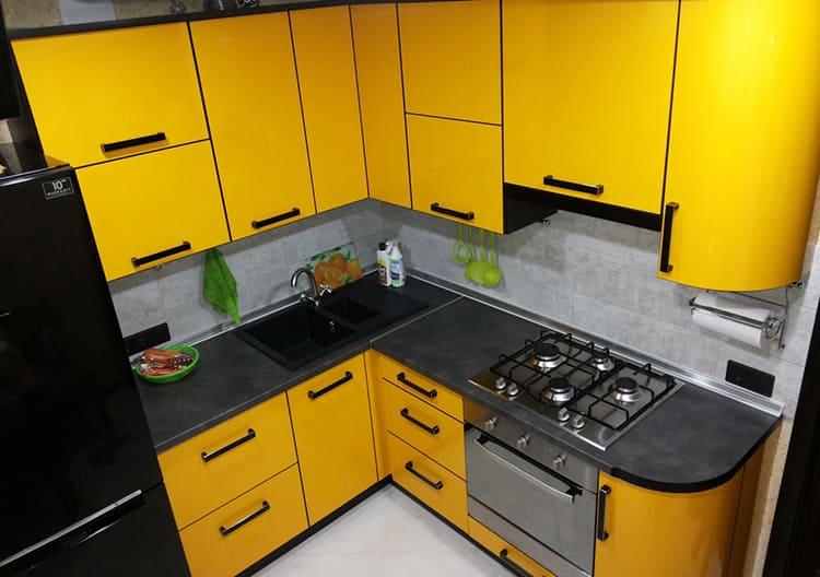 Цвет имеет большое значение при обустройстве маленькой кухниФОТО: img.tyt.by