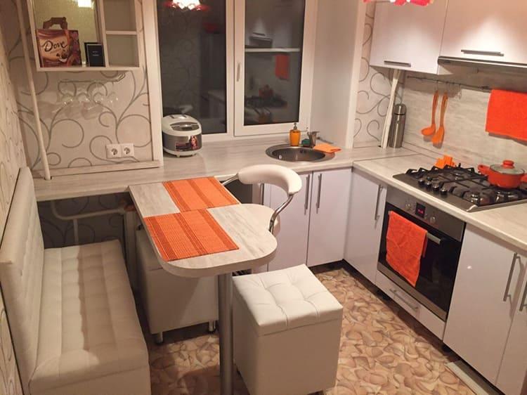 Кухня должна быть не только красивой, но и функциональнойФОТО: dizainexpert.ru