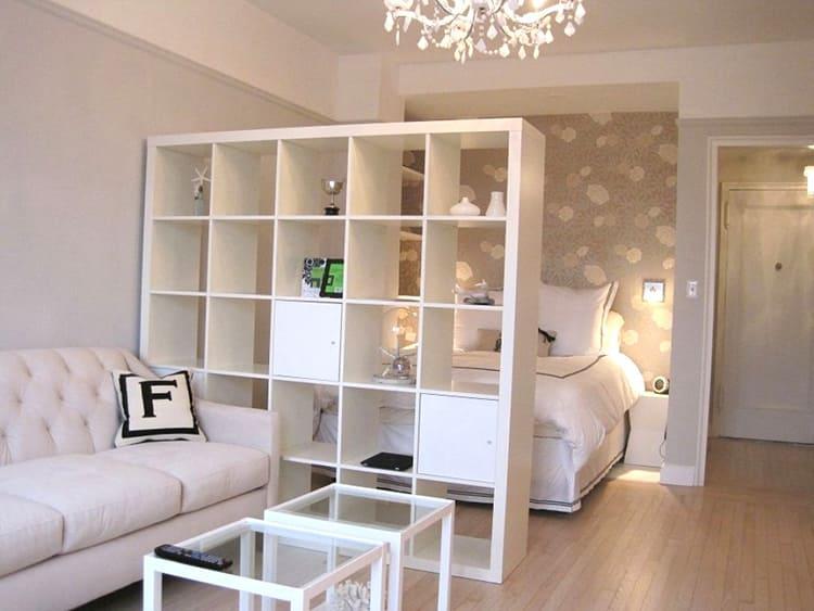 Стеллаж — довольно функциональный вид мебелиФОТО: bangkoklibrary.com