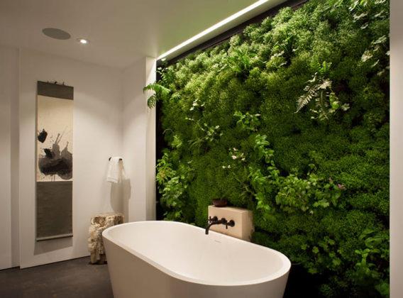 Зелень будет отлично чувствовать себя в такой атмосфере, но здесь ей обязательно потребуется дополнительное освещениеФОТО: avatars.mds.yandex.net