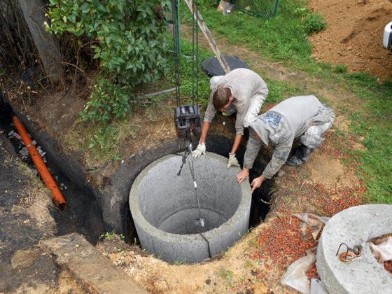 Для растворов необходимо использовать морозостойкие составы – в колодцах довольно холодно, что может привести к растрескиваниюФОТО: aqua-rmnt.com